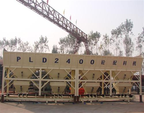 PLD2400四仓配料机