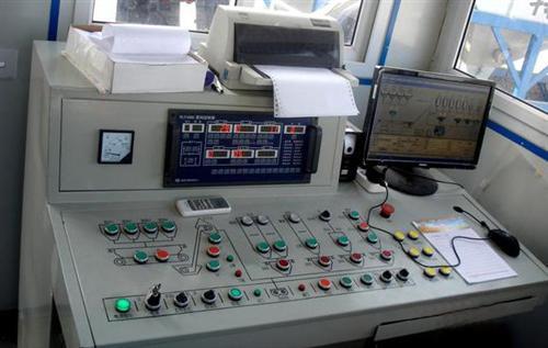 PLC全自动操作系统