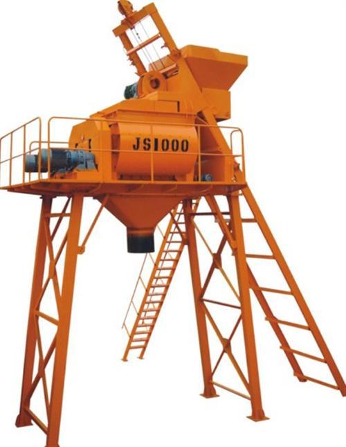 JS1000强制式搅拌机