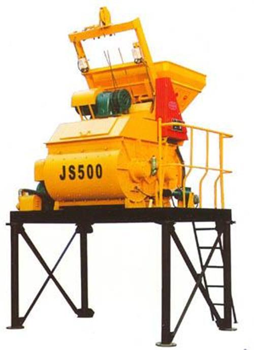 JS500,JS750,JS1000搅拌机