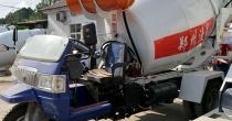 防止混凝土搅拌车漏油的方法