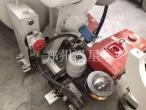 混凝土搅拌车上装液压油管连接方法
