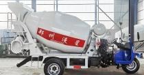 水泥搅拌车的产品特点是什么